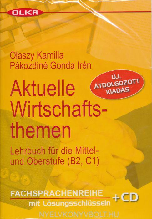Aktuelle Wirtschaftsthemen Lehrbuch mit Audio CD