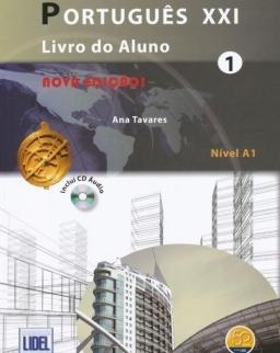 Portugués XXI 1 Livro do Aluno + Caderno de Exercícios Pack Nova Edicao! inclui Cd Áudio