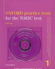 Oxford Practice Tests for the TOEIC® Test Volume 1 Pack with