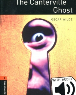 The Canterville Ghost with Audio Download - Oxford Bookworms Library Level 2