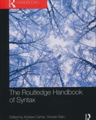 The Routledge Handbook of Syntax