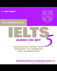 Cambridge IELTS 5 Official Examination Past Papers Audio CDs (2)