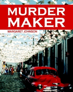 Murder Maker with Audio CDs (3) - Cambridge English Readers Level 6