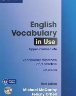 English Vocabulary in Use Upper-Intermediate - 3rd Edition - with CD-ROM with Answers