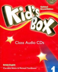 Kid's Box Second Edition Updated 1 Class CDs