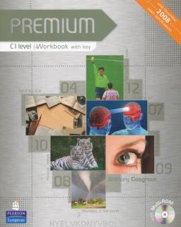 Premium C1 Workbook with Key and Multi-ROM