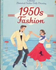 1950s Fashion (Usborne Historical Sticker Dolly Dressing)