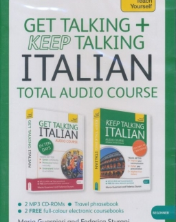 Teach Yourself - Get Talking + Keep Talking Italian Total Audio Course