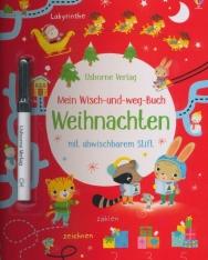 Mein Wisch-und-weg-Buch: Weihnachten