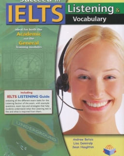 Succeed in IELTS - Listening & Vocabulary with Audio CD and Answer Key