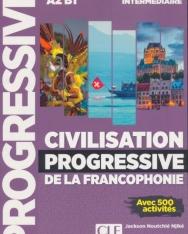 Civilisation progressive de la francophonie niveau intermédiare