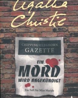 Agatha Christie: Ein Mord wird angekündigt - Ein Fall für Miss Marple