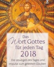 Das Wort Gottes für jeden Tag 2018