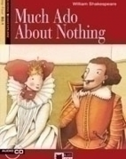 Much Ado About Nothing with Audio CD - Black Cat Reading & Training Level B2.1
