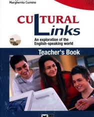 Cultural Links - An exploration of the English-speaking world Teacher's Book with Audio CD