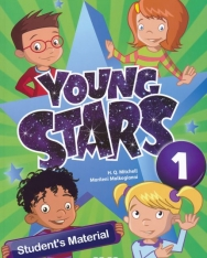 Young Stars Level 1 Student's Book with My Alphabet Book