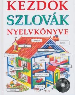 Kezdők Szlovák Nyelvkönyve CD melléklettel