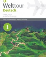 Welttour Deutsch 1 Lehrerhandbuch
