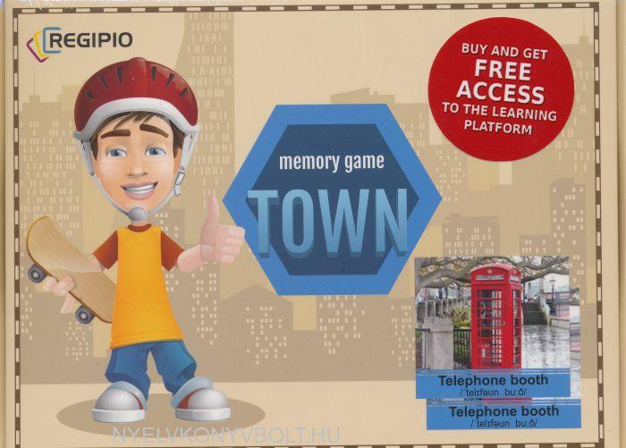Memory Game Town