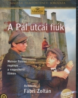 A Pál utcai fiúk DVD