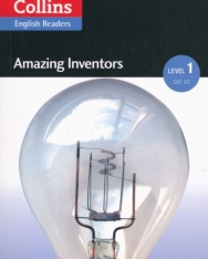 Amazing Inventors with MP3 Download - Collins English Readers - Amazing People Level 1