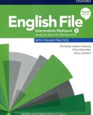 English File 4th Edition Intermediate Student's Book/Workbook Multi-Pack B