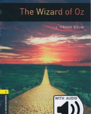 The Wizard of Oz with Audo Download - Oxford Bookworms Library Level 1