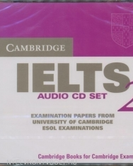 Cambridge IELTS 2 Audio CD Set