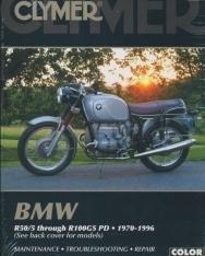 Clymer - Bmw R50/5 Through R100Gs Pd 1970-1996
