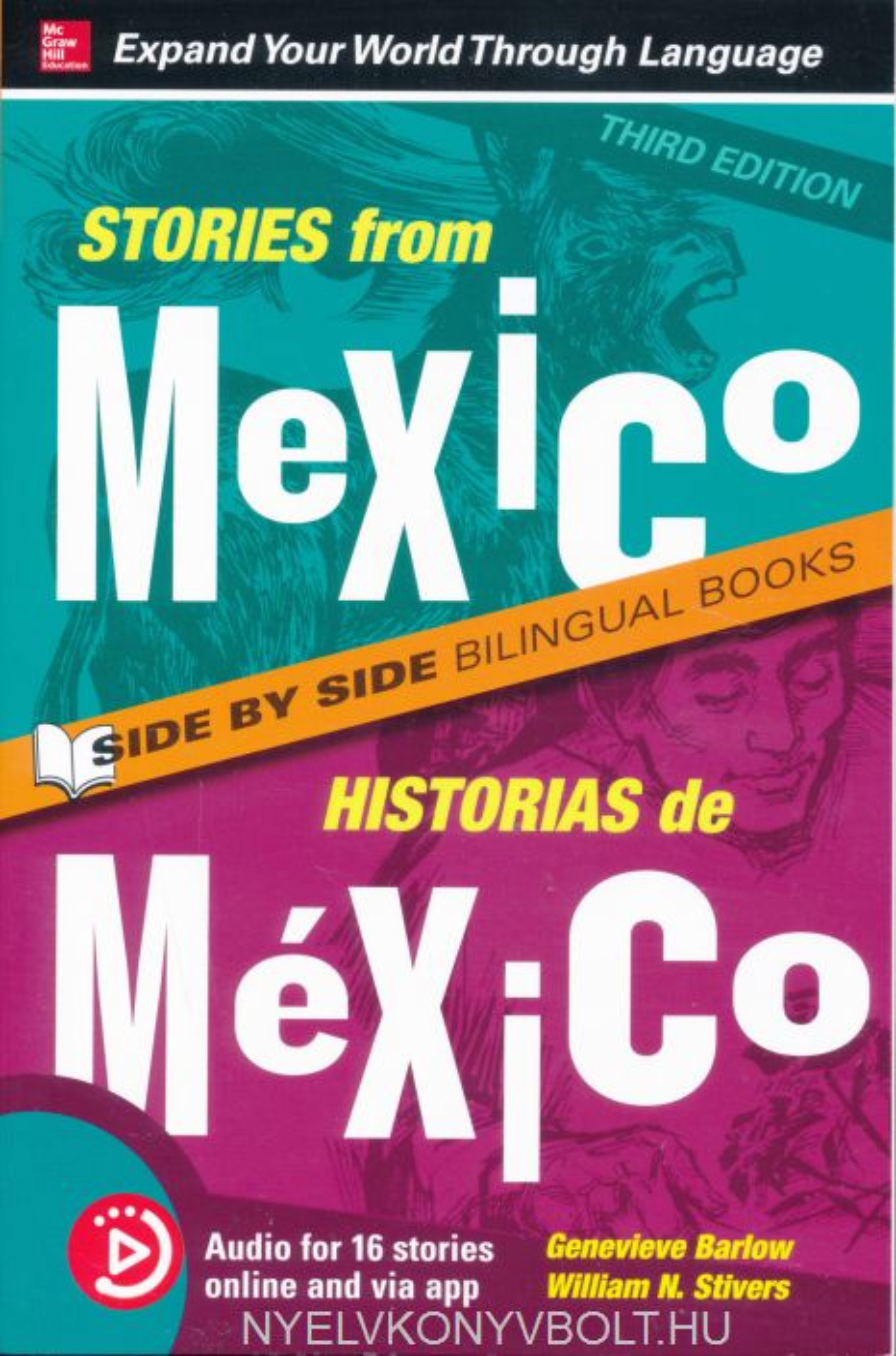 Stories From Mexico/Historias de México Third Edition