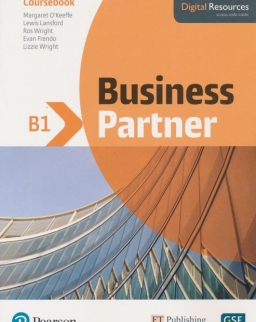 Business Partner Level B1 Student's Book with Digital Resources