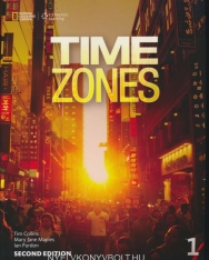 Time Zones 1 Student Book - 2nd Edition