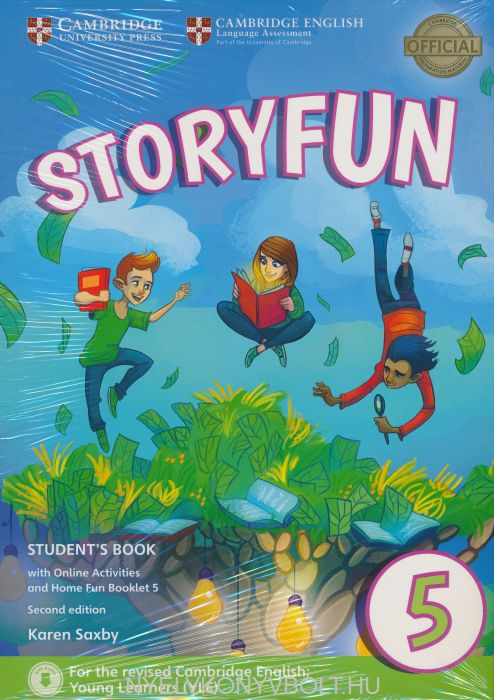 Storyfun 2nd Edition Level 5 (for Flyers) Student's Book with Online Activities and Home Fun Booklet 6