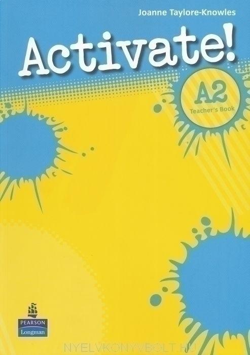 Activate! A2 Teacher's Book