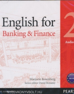 English for Banking & Finance 2 Audio CD