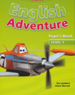 New English Adventure 1 Pupil's Book