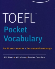 KAPLAN TOEFL Pocket Vocabulary