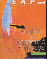 EAP now! - English for Academic Purposes Teacher's Book
