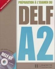 Préparation a l'examen du DELF A2 Livre + Audio CD