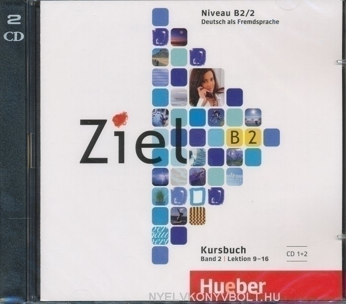 Ziel B2 Kursbuch Audio CD Band 2 Lektion 9-16