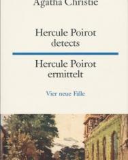 Agatha Christie: Hercule Poirot detects - Hercule Poirot ermittelt
