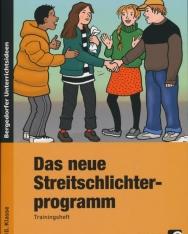 Das neue Streitschlichterprogramm