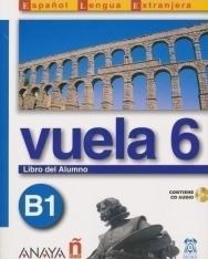 Vuela 6 (B1) Libro del Alumno + CD Audio