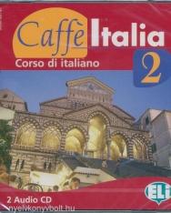 Caffé Italia 2 Corso di italiano Audio CDs (2)
