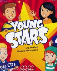 Young Stars Level 4 Class CDs