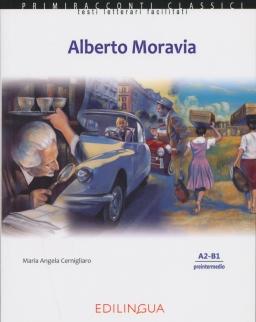 Primiracconti Classici: Alberto Moravia Con CD Audio Letture semplificate per stranieri (A2-B1)