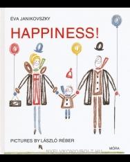 Janikovszky Éva: Happiness! (Jó nekem! angol nyelven)