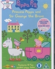 Peppa Pig - Princess Peppa DVD