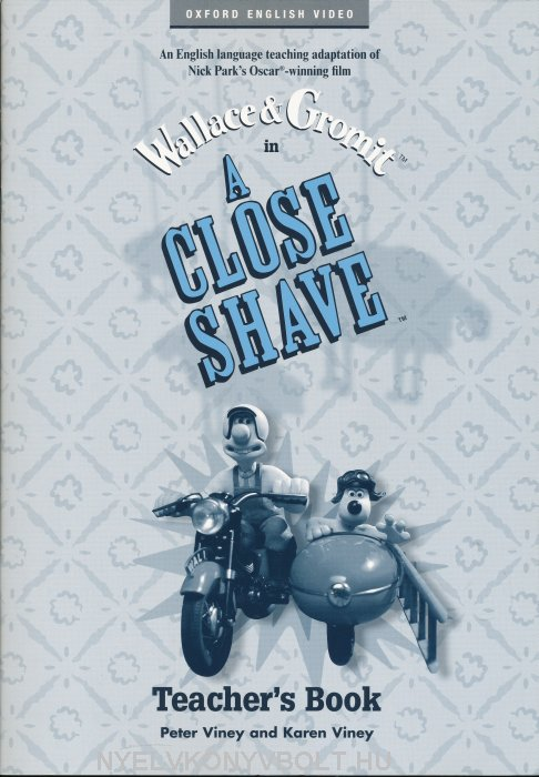 A Close Shave Teacher's Book