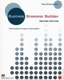 Business Grammar Builder - 2nd Edition - Intermediate to Upper Intermediate with key and Audio CD